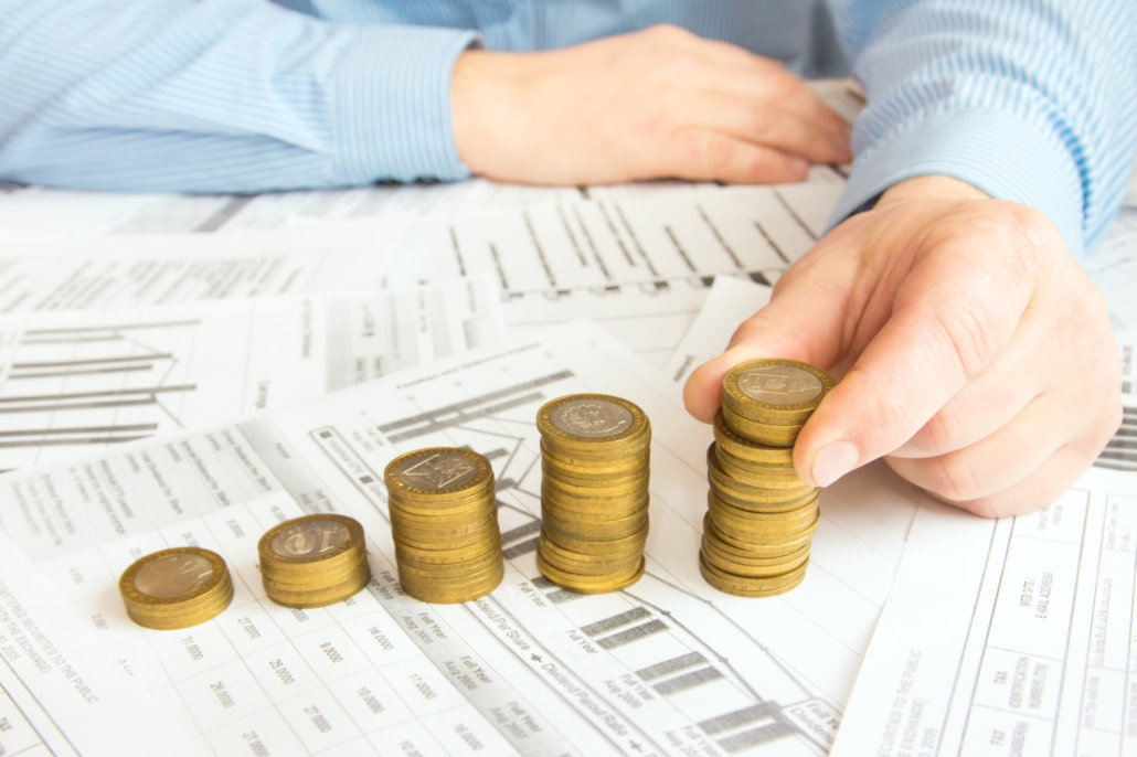 high interest for passive income