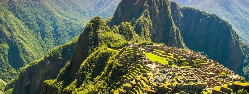 Bucket List Goal: Macchu Picchu