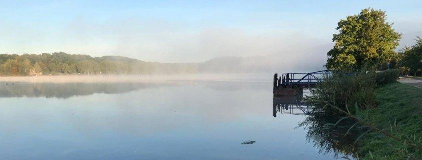 View at the Baldeney lake