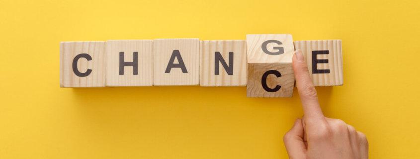 Change the way think