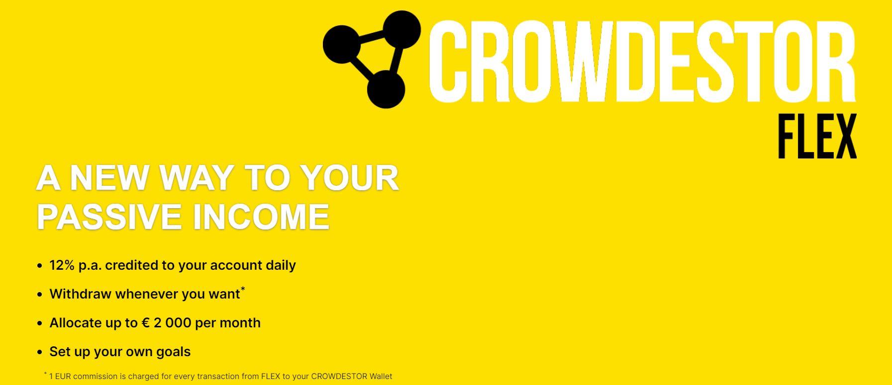 Crowdestor Flex