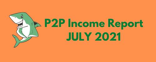 P2P Income Report 07/21