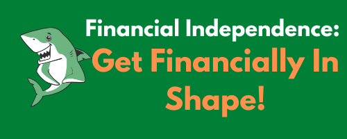 Financial Independence: Get financially in shapre