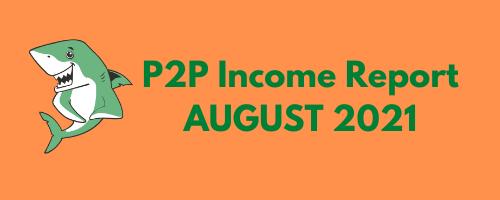 P2P Income Report 08/21