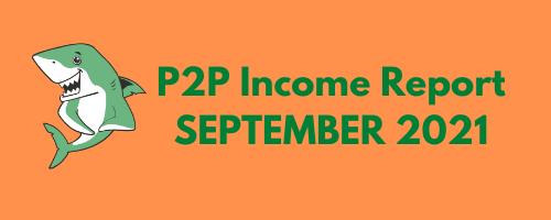P2P Income Report 09/21
