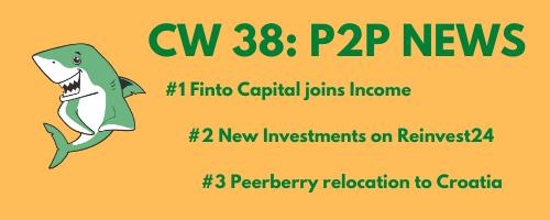 P2P News: Peerberry Relocation